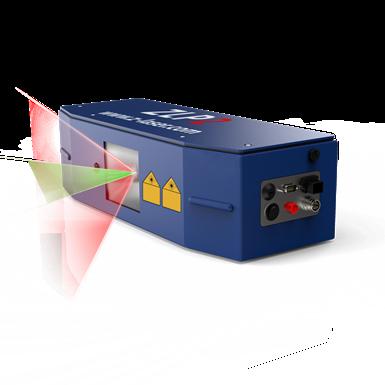 Z激光激光投影到玻璃纤维复合风