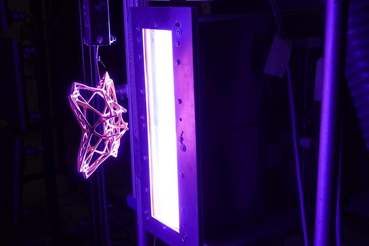将UV固化粉末涂层应用于复合材料