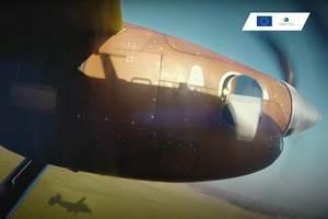 清洁天空2号更经济实惠的小型飞机制造项目用复合材料替代金属机舱
