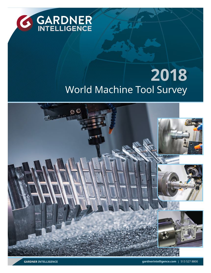Gardner Intelligence World Machine Tool Survey