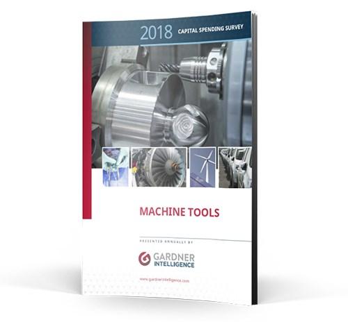 2018 Machine tool capital spending survey