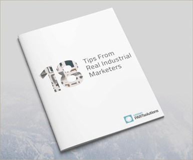 eBook 18 Tips From Real Industrial Marketers