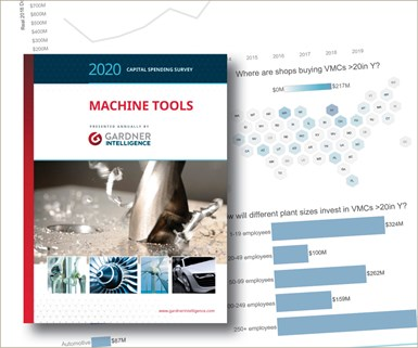 2020 Gardner Business Intelligence Metalworking Capital Spending Reports