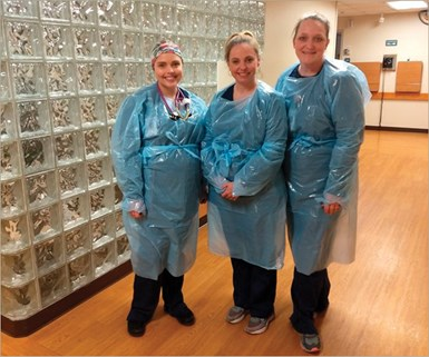 Petoskey Plastics' employees
