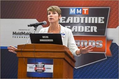 Christina Fuges, Editorial Director, MoldMaking Technology; Technical Programming Director, Amerimold Expo, Gardner Business Media
