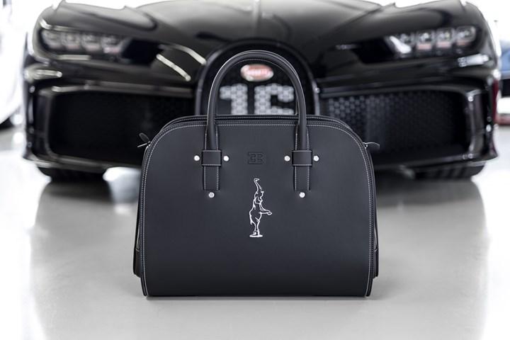 Bugatti lugage