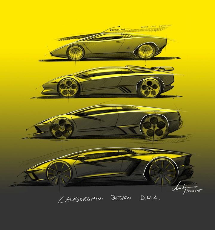 Lamborghi design