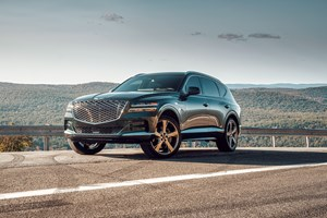 On the Genesis GV80, Acura MDX, BMW iDrive and more