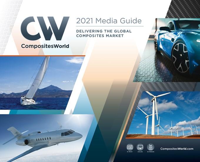 CompositesWorld 2021 Media Kit