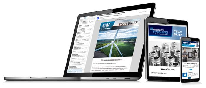 E Print examples shown on multiple screens