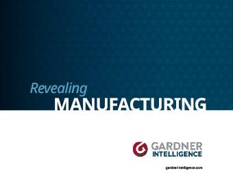Gardner Intelligence 2021 Brochure
