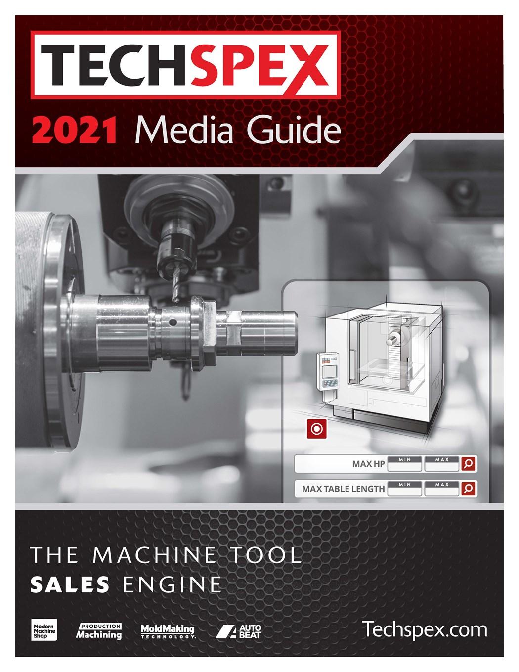 TechSpex 2021 Media Kit