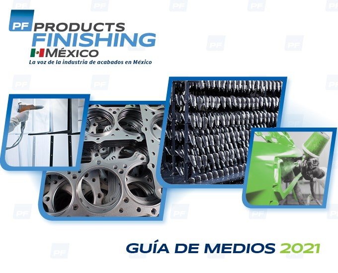 Products Finishing Mexico Media Kit 2021