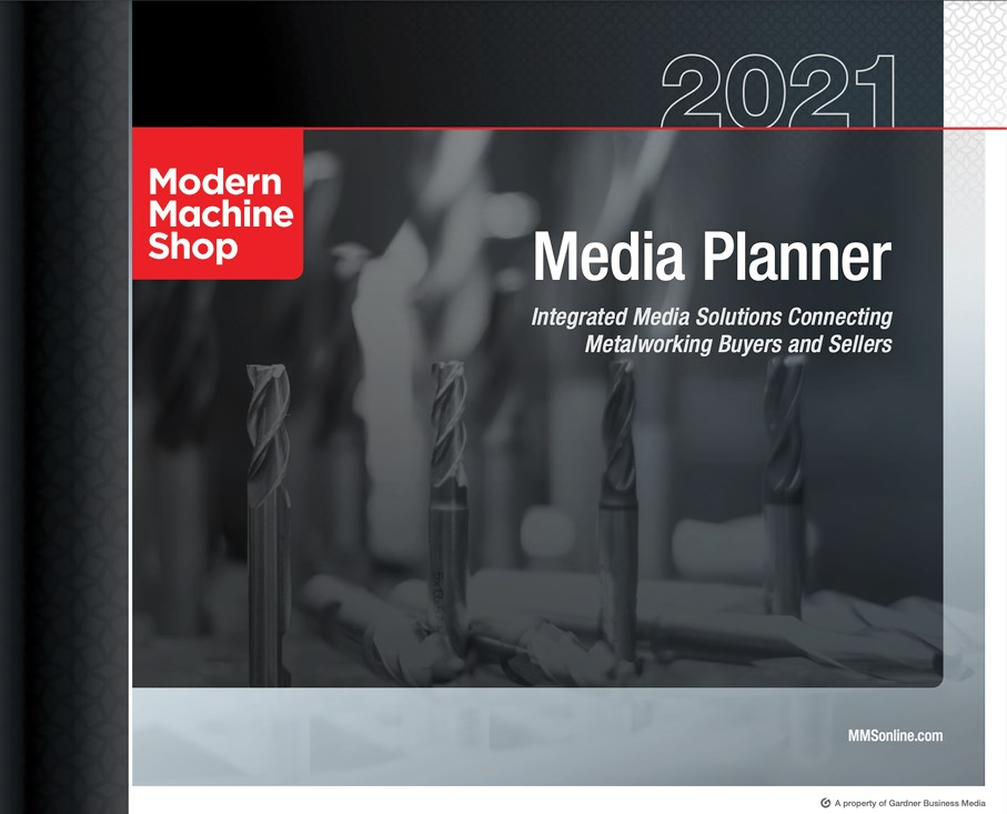 2021 Modern Machine Shop Media Kit