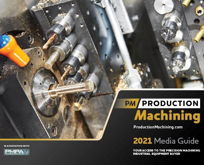 Production Machining Media Kit 2021