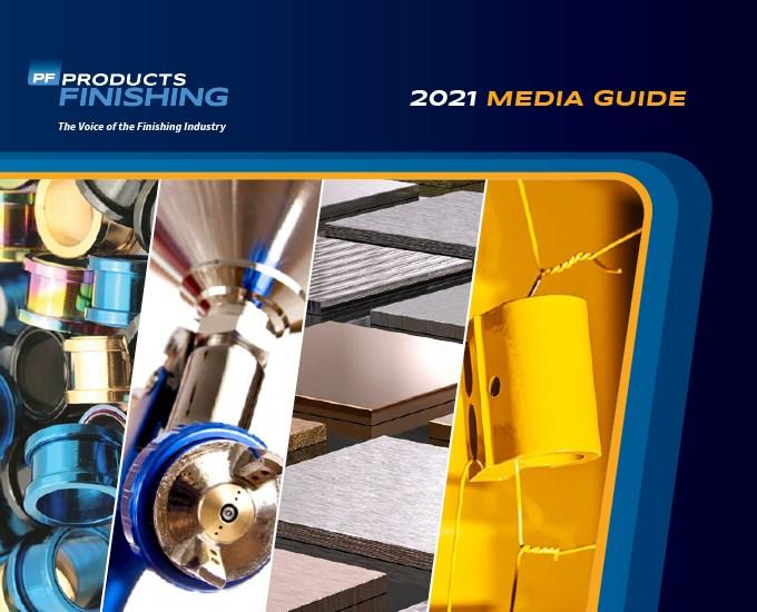 Products Finishing 2021 Media Kit