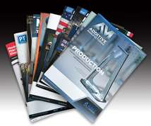 Subscribe to Additive Manufacturing Magazine
