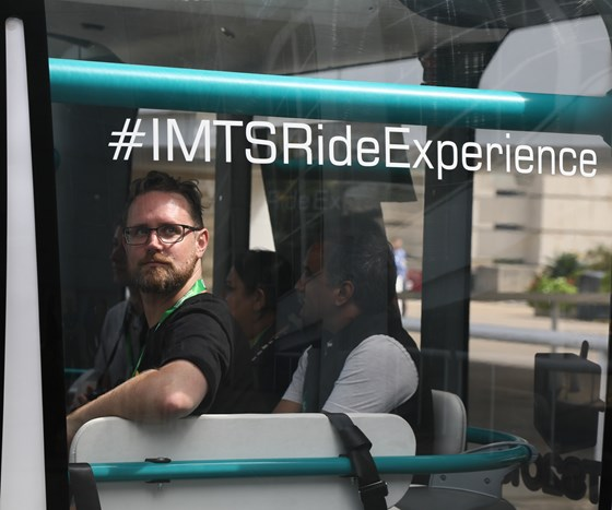 #IMTSRideExperience
