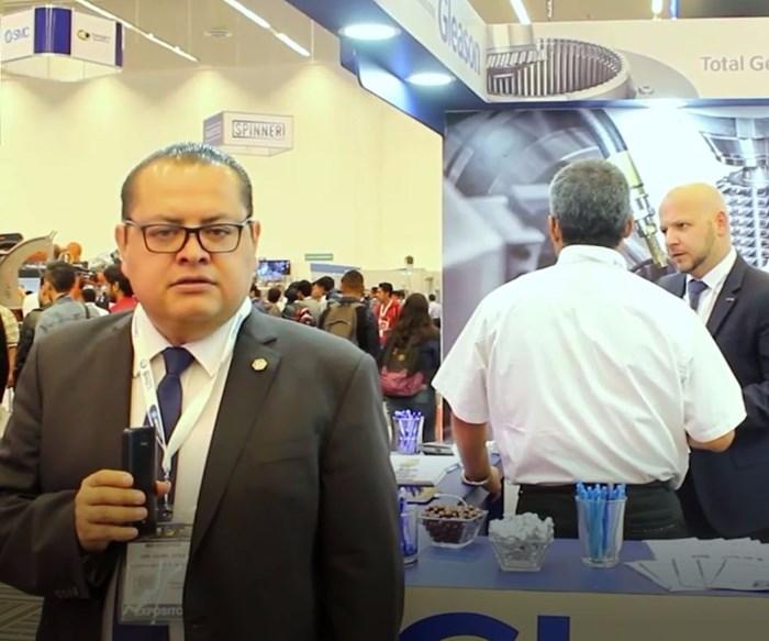Gleason México presenta opciones para la fabricación de engranes