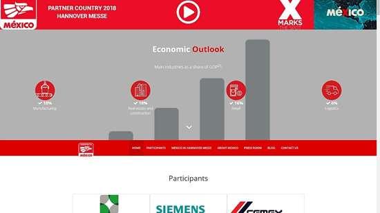 ProMéxico presenta 5 herramientas digitales para la feria de Hannover
