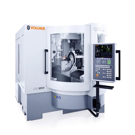 Afilado y fabricación de herramientas rotativas de PCD