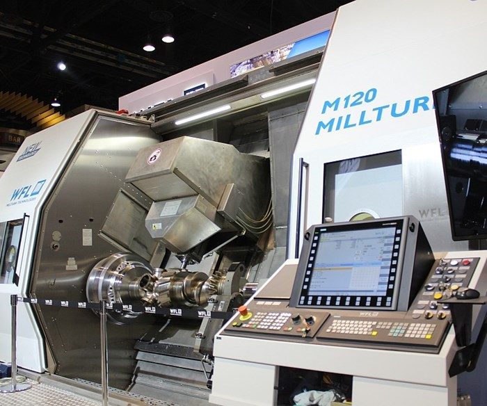 WFL presentó centro de mecanizado para sector aeroespacial