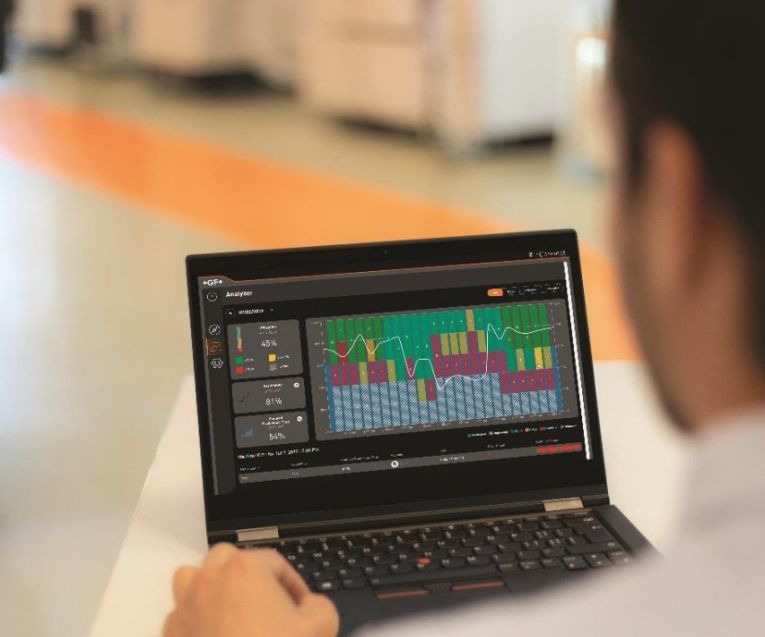 El protocolo OPC UA en todas las máquinas de GF Machining Solutions recopila una amplia gama de datos y el nuevo Panel de Control rConnect pone esos datos al alcance de los fabricantes, junto con soporte rápido y experto en línea.
