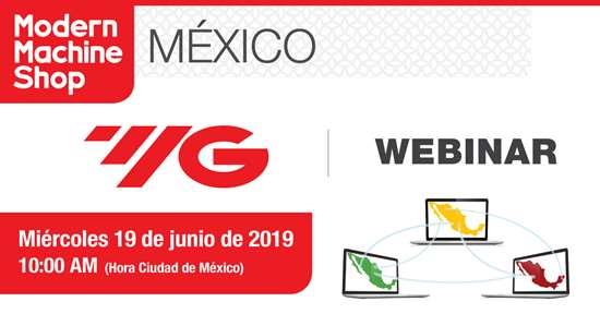 Webinar YG-1 Tools.