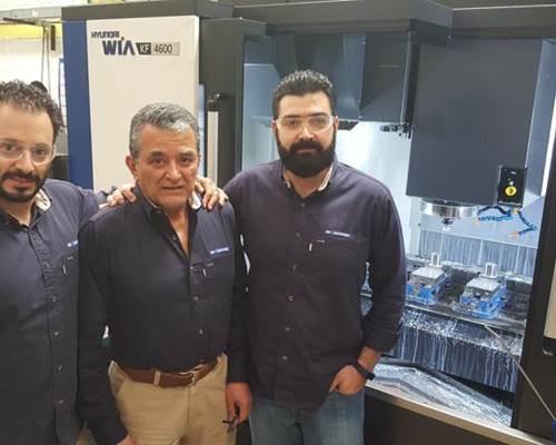 IMC Industrial es una empresa familiar creada en San Luis Potosí hace 33 años por el ingeniero Manuel Romo.