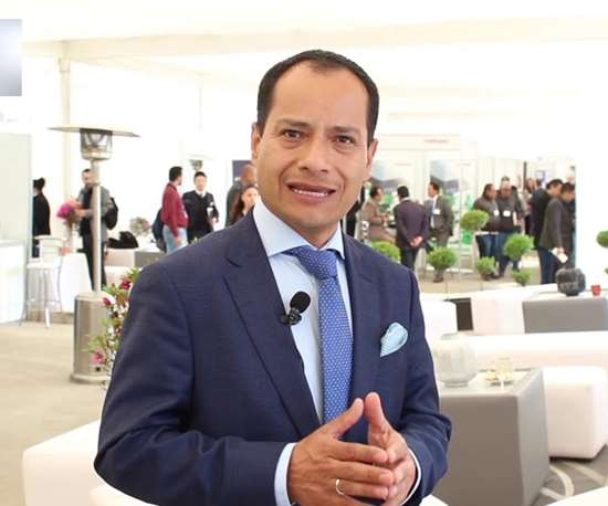 EduardoMedrano, presidente de la Asociación Mexicana de Manufactura de Moldes y Troqueles (AMMMT).