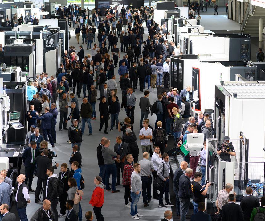EMO Hannover 2019 cerró sus puertas con 117,000 visitantes de 150 países. Foto: EMO Hannover.