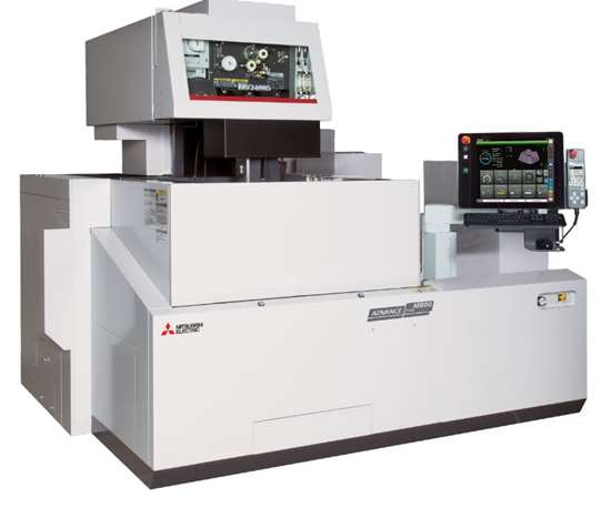 MV2400-ST con control M800, de MC Machinery Systems.