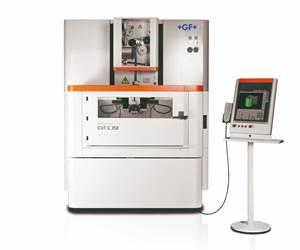 AgieCharmilles Cut C 350, de GF Machining Solutions.