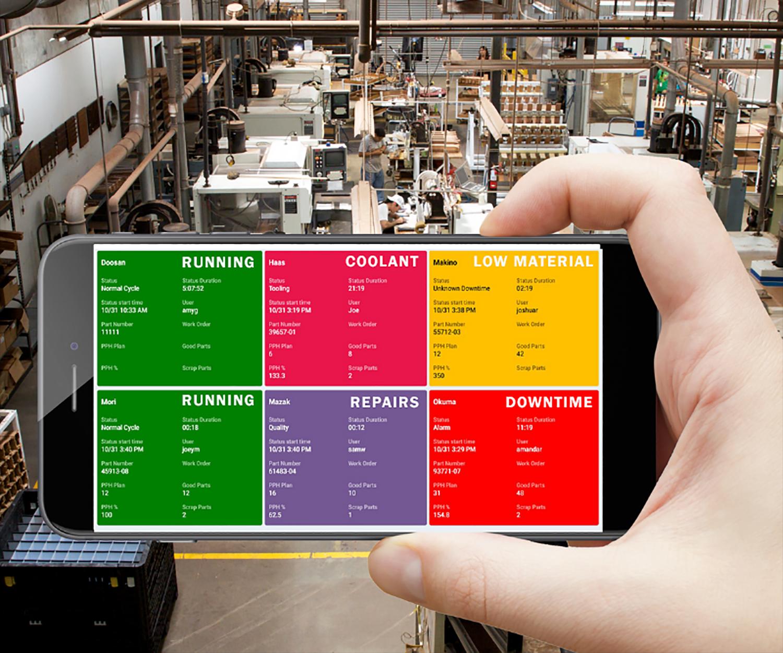 La versión 2019.01.15 del sistema de monitoreo de máquinas DataXchange de Scytec, disponible en Shop Floor Automations, incorpora nuevas funciones basadas en los comentarios de los usuarios.