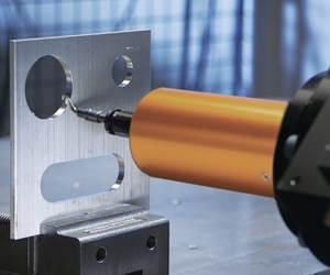 Cuchilla para Desbarbado Compatible (CDB) de ATI Industrial Automations.