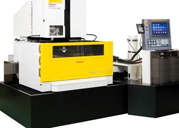 Electroerosión por hilo FANUC Robocut C800iB-20, disponible en Methods Machine Tools.