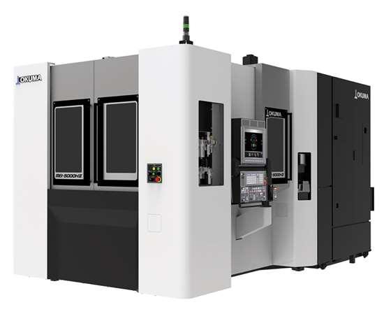 Las novedades más relevantes de esta máquinade Okumase han introducido para procesos de piezas de aluminio de alta producción, donde el tiempo de ciclo puede ser 34% menor, comparado con el modelo anterior.