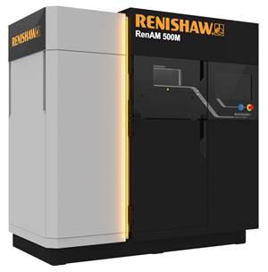 La calidad y el tiempo son dos factores importantes de la manufactura aditiva, que son claves en la producción de partes cuando se usa de manera efectiva (foto cortesía de Renishaw).