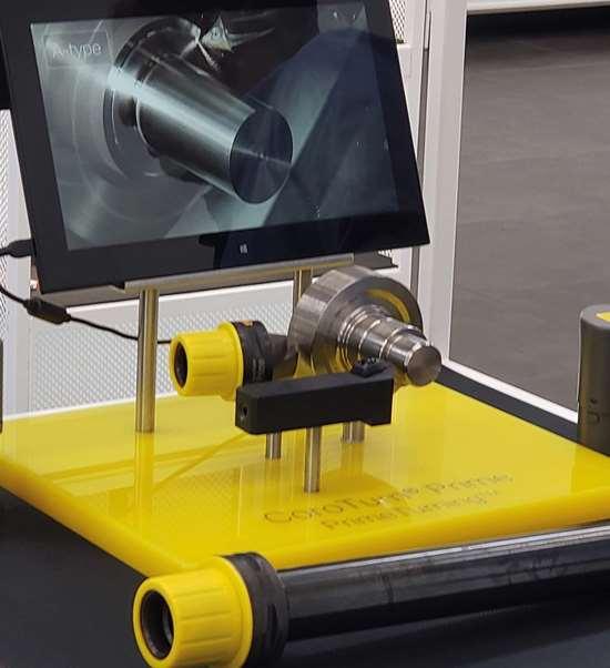 Otra de las propiedades del CoroTurn Prime es que, debido a su tecnología, puede tornear en ambos sentidos