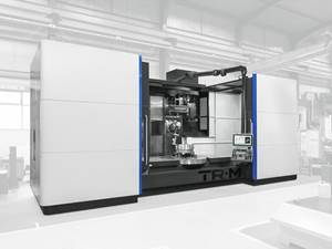 Soraluce presentó máquina multitarea en EMO Hannover