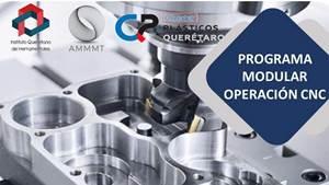 El Instituto Queretano de Herramentales presenta el Programa Modular Operación CNC
