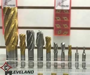 """Webinar """"Optimice el fresado eligiendo los cortadores correctos para aplicaciones en aluminio y superaleaciones"""", presentado por Herramientas Cleveland."""