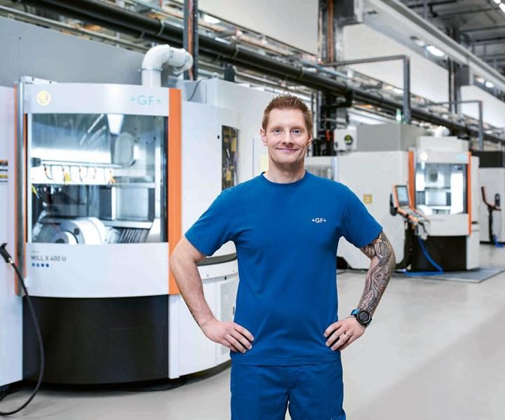 GF adapta su capacidad de producción a nivel global.