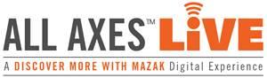 All Axes LIVE, evento digital de Mazak.