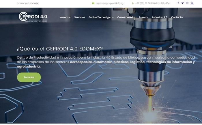En Edomex buscan impulsar el uso y adopción de tecnologías de la Industria 4.0