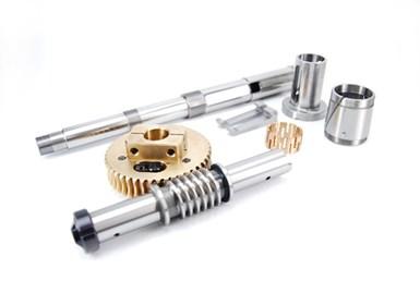 Productos representativos hechos para tornos de precisión accionados por leva. Foto: UniParts.
