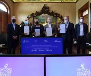 """En Nuevo León presentan la plataforma """"Invest Monterrey"""""""