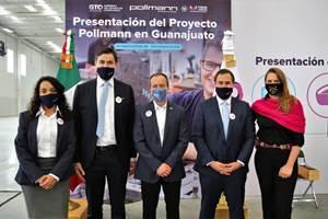 Pollmann construirá una planta de producción en Guanajuato