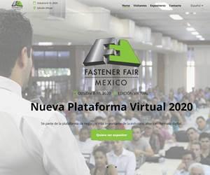 Fastener Fair México se realizará en junio de 2021