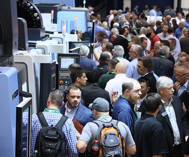 IMTS 2020 tendrá un importante despliegue de tecnologías que facilitan la digitalización de la manufactura. Foto: IMTS
